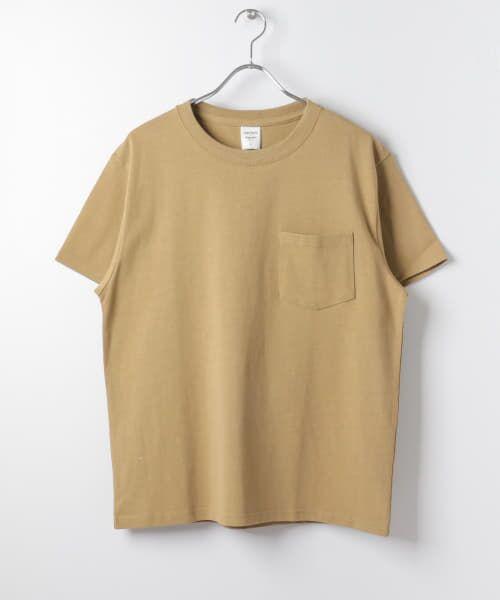 Sonny Label / サニーレーベル Tシャツ | JEMORGAN×SonnyLabel 度詰め天竺ビッグTシャツ | 詳細21