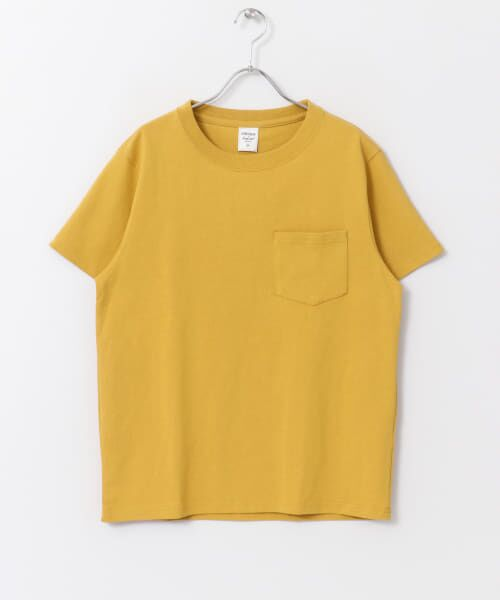 Sonny Label / サニーレーベル Tシャツ | JEMORGAN×SonnyLabel 度詰め天竺ビッグTシャツ | 詳細23