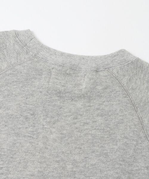 Sonny Label / サニーレーベル スウェット | トンプキン裏毛ヤシ刺繍プルオーバー | 詳細28
