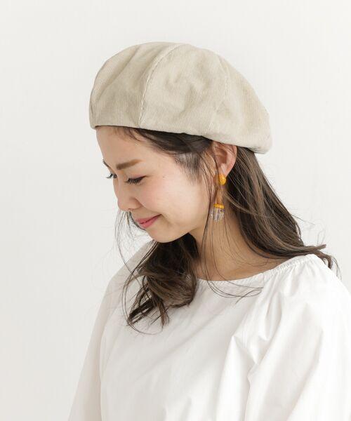 Sonny Label / サニーレーベル ハンチング・キャスケット・ベレー帽 | サマーコーデュロイベレー帽 | 詳細2