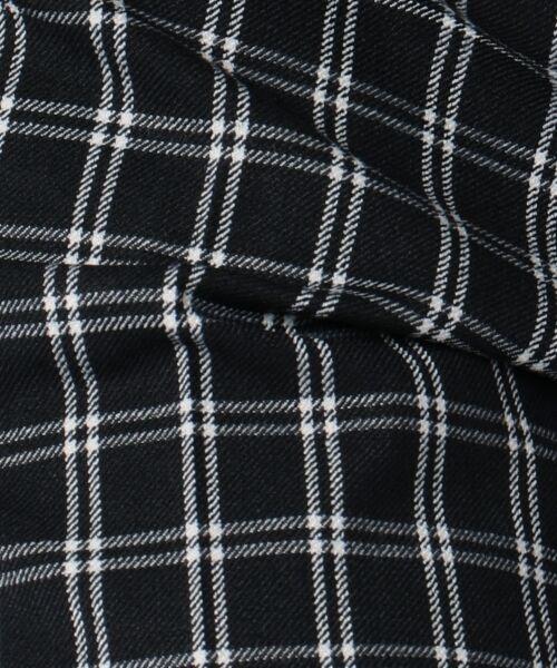 S size ONWARD(小さいサイズ) / エスサイズオンワード その他パンツ | 【肌に優しい・洗える】T/R 2wayアルガンオイル パンツ(テーパード) | 詳細7