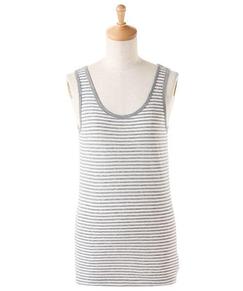 縫製後に洗いをかけて表情を出した〈MACPHEE〉定番のジャージーシリーズです。 ほど良いあきのネックラインが、女性らしい印象のプルオーバーです。 一枚でもインナーとしても活躍するアイテムです。