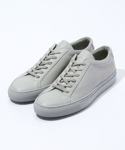 TOMORROWLAND / トゥモローランド スニーカー | COMMON PROJECTS Achilles Low(グレー)