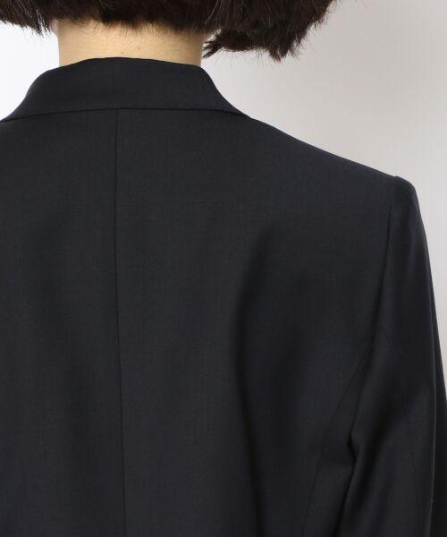 TOMORROWLAND / トゥモローランド テーラードジャケット | ウールナイロン テーラードジャケット | 詳細5