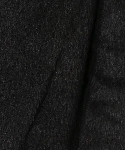 TOMORROWLAND / トゥモローランド ノーカラージャケット | アルパカシャギー ノーカラージャケット | 詳細10