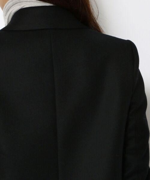 TOMORROWLAND / トゥモローランド その他アウター | ウールメルトン チェスターコート | 詳細5