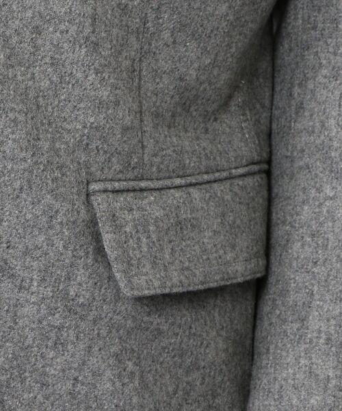TOMORROWLAND / トゥモローランド テーラードジャケット | ストレッチフランネル テーラードジャケット | 詳細10