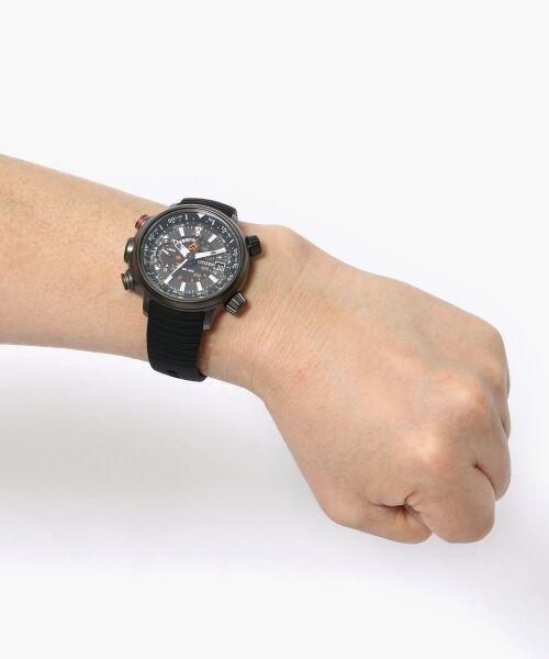 TOMORROWLAND / トゥモローランド 腕時計 | 【別注】CITIZEN PROMASTER×TOMORROWLAND Eco-Drive ALTICHRON リストウオッチ | 詳細1