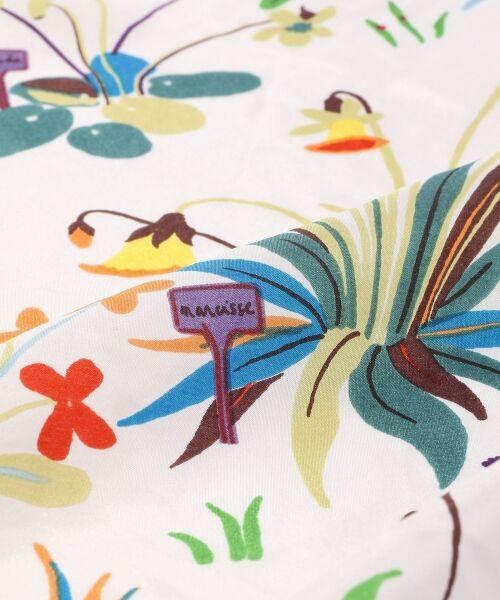 TOMORROWLAND / トゥモローランド バンダナ・スカーフ | 【別注】mii × TOMORROWLAND フラワープリントスカーフ | 詳細3