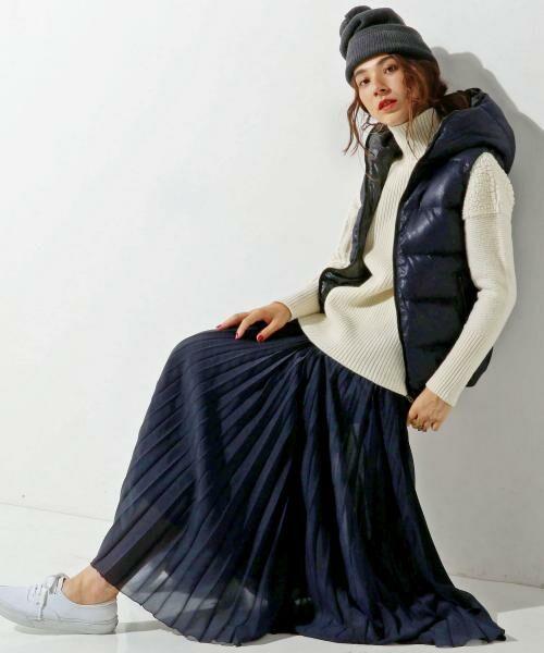 【別注】<DUVETICA(デュベティカ)>FEBEDUE_wool (フェベドゥエ ウール)