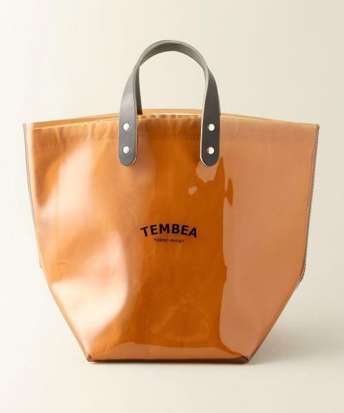 UNITED ARROWS / ユナイテッドアローズ トートバッグ | <TEMBEA(テンベア)>PVC トートバッグ | 詳細4