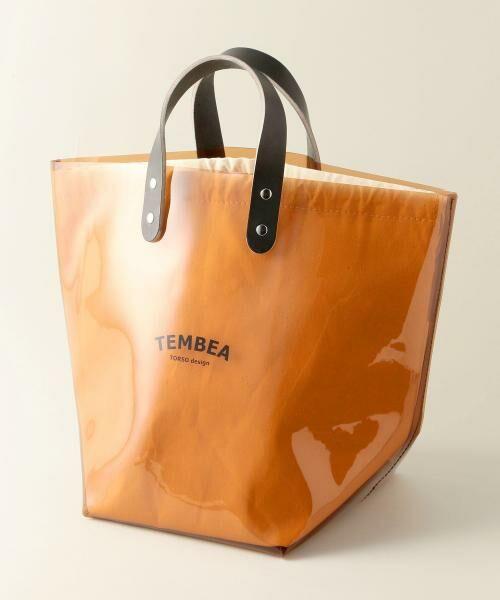 UNITED ARROWS / ユナイテッドアローズ トートバッグ | <TEMBEA(テンベア)>PVC トートバッグ | 詳細5