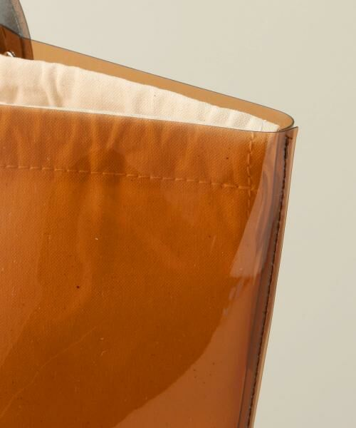 UNITED ARROWS / ユナイテッドアローズ トートバッグ | <TEMBEA(テンベア)>PVC トートバッグ | 詳細8