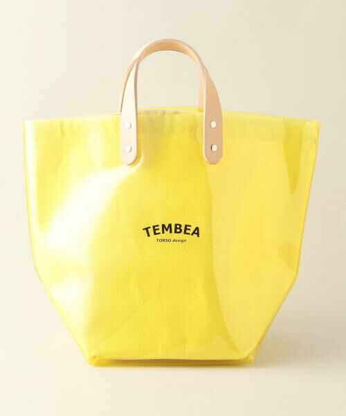 UNITED ARROWS / ユナイテッドアローズ トートバッグ | <TEMBEA(テンベア)>PVC トートバッグ | 詳細29