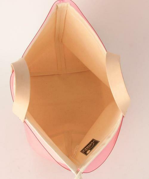 UNITED ARROWS / ユナイテッドアローズ トートバッグ | 【一部新色追加予約】<TEMBEA(テンベア)>PVC トートバッグ | 詳細14