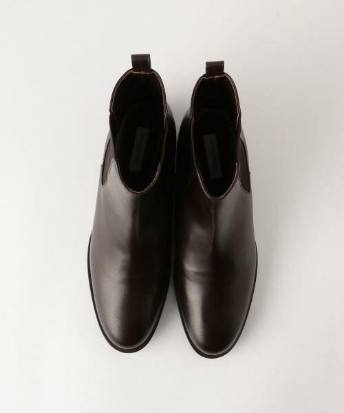 UNITED ARROWS / ユナイテッドアローズ ブーツ(ショート丈) | ○UBBT サイドゴアブーツ | 詳細1