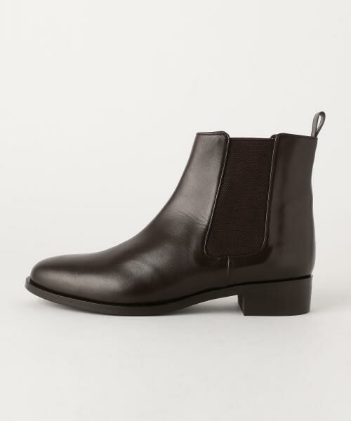 UNITED ARROWS / ユナイテッドアローズ ブーツ(ショート丈) | ○UBBT サイドゴアブーツ | 詳細2