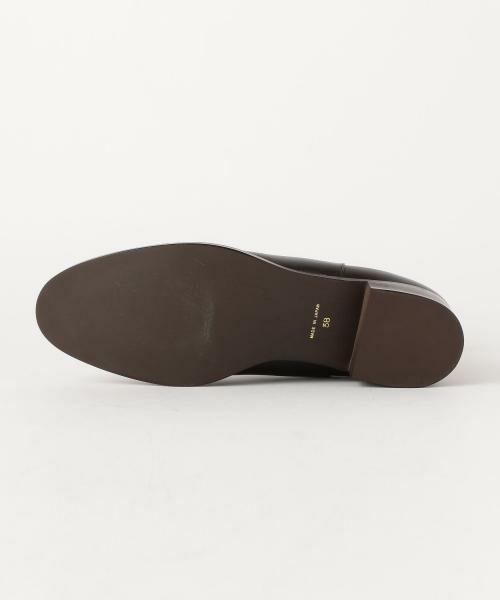 UNITED ARROWS / ユナイテッドアローズ ブーツ(ショート丈) | ○UBBT サイドゴアブーツ | 詳細3