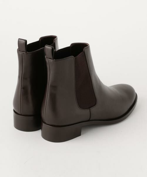 UNITED ARROWS / ユナイテッドアローズ ブーツ(ショート丈) | ○UBBT サイドゴアブーツ | 詳細4