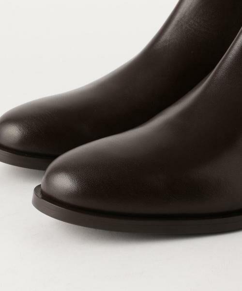 UNITED ARROWS / ユナイテッドアローズ ブーツ(ショート丈)   ○UBBT サイドゴアブーツ   詳細5