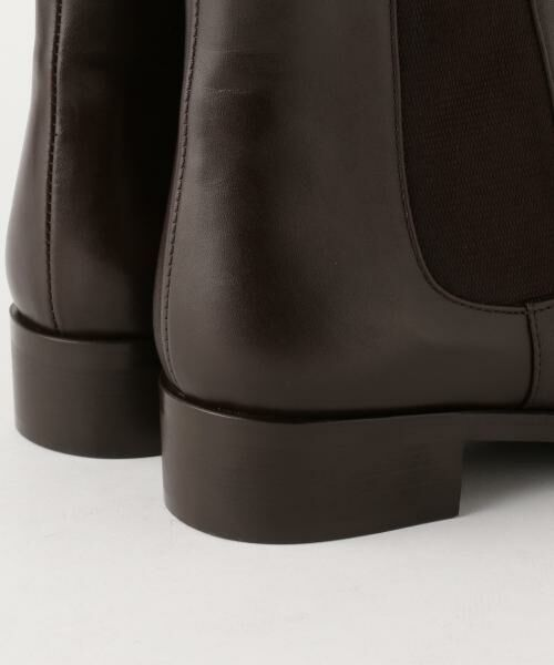 UNITED ARROWS / ユナイテッドアローズ ブーツ(ショート丈) | ○UBBT サイドゴアブーツ | 詳細6