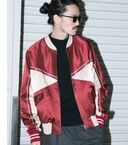ローレン・サイ×URBAN RESEARCH iD 「the C」BIG SATINBLOUSON