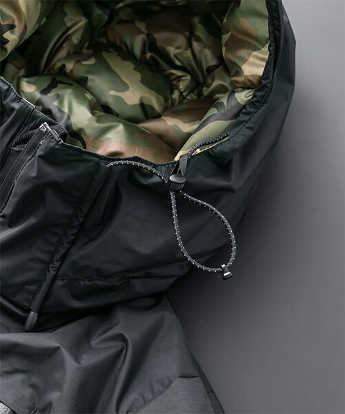 URBAN RESEARCH / アーバンリサーチ ダウンジャケット・ベスト | NANGA×URBAN RESEARCH iD AURORA 3LAYER DOWN BLOUSON | 詳細10