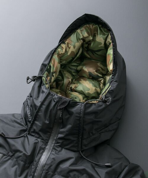 URBAN RESEARCH / アーバンリサーチ ダウンジャケット・ベスト | NANGA×URBAN RESEARCH iD AURORA 3LAYER DOWN BLOUSON | 詳細8