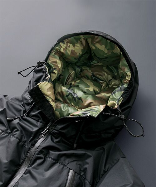 URBAN RESEARCH / アーバンリサーチ ダウンジャケット・ベスト | NANGA×URBAN RESEARCH iD AURORA 3LAYER DOWN BLOUSON | 詳細9