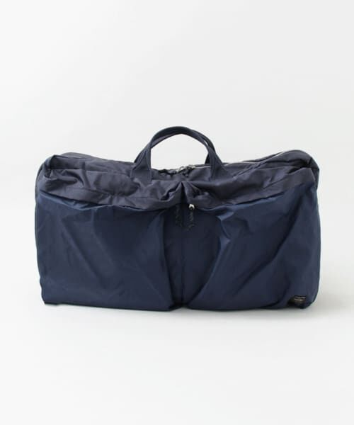 URBAN RESEARCH / アーバンリサーチ ボストンバッグ | TRAVEL COUTURE by LOWERCASE ボストンL(NAVY)