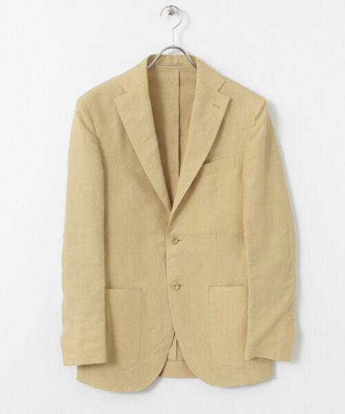 <タカシマヤ> 送料無料! FREEMANS SPORTING CLUB JP TAILOR THE JP FREEMAN SPORT COAT SPENCE BRYSON LINEN