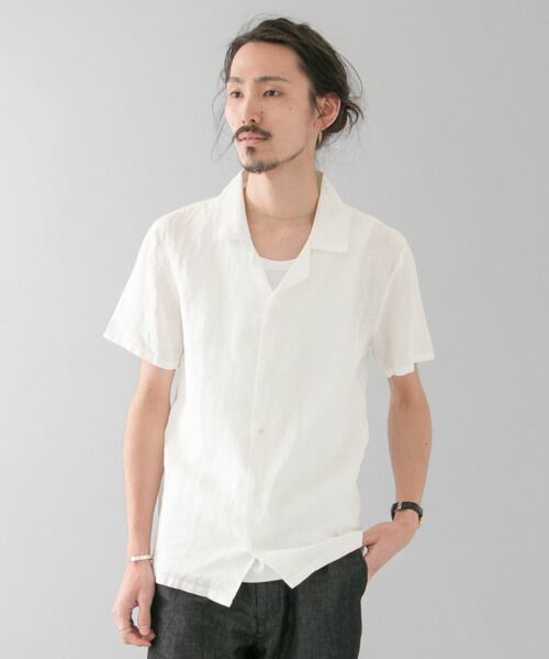 Fox haus OPEN COLLAR SHIRTS【送料無料】