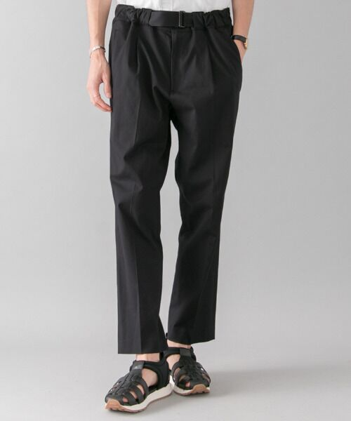 <タカシマヤ> 送料無料! EQUIPMENT BY URBAN RESEARCH DOBBY PARACHUTE PANTS