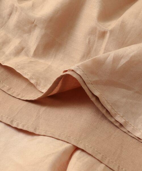 URBAN RESEARCH / アーバンリサーチ スカート | コットンシルクギャザースカート | 詳細19