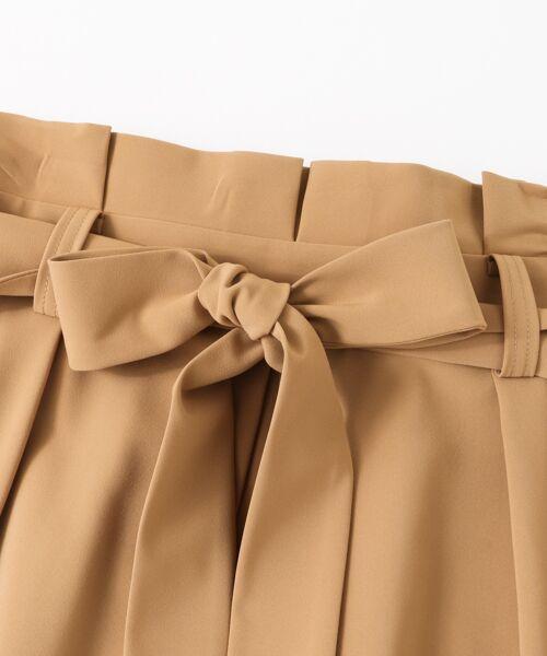 URBAN RESEARCH / アーバンリサーチ スカート | タックコクーンスカート | 詳細10