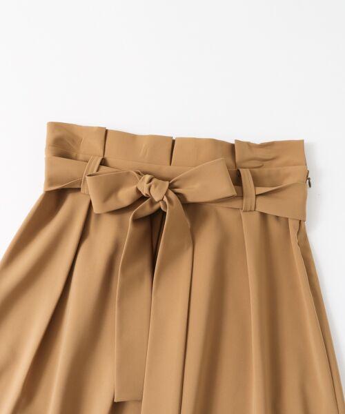 URBAN RESEARCH / アーバンリサーチ スカート | タックコクーンスカート | 詳細9