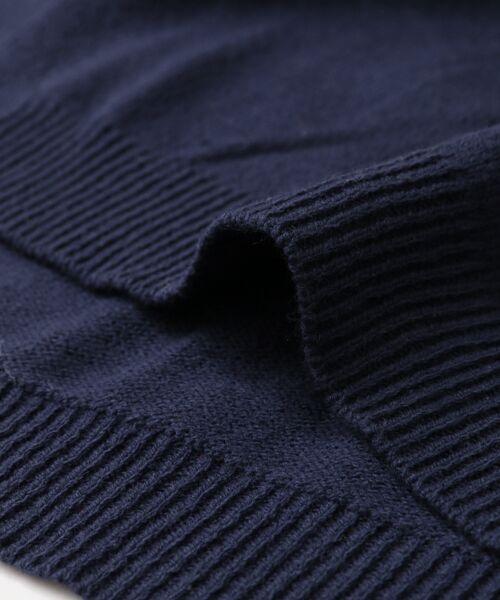 URBAN RESEARCH / アーバンリサーチ ニット・セーター   ペイズリー刺繍ニットプルオーバー   詳細14