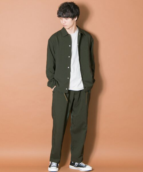 URBAN RESEARCH / アーバンリサーチ ブルゾン | URBAN RESEARCH iD WOOLLY COACH JACKET | 詳細2