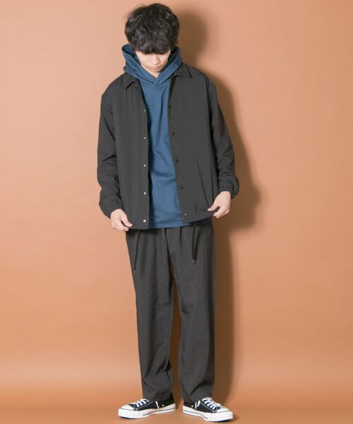 URBAN RESEARCH / アーバンリサーチ ブルゾン | URBAN RESEARCH iD WOOLLY COACH JACKET | 詳細4