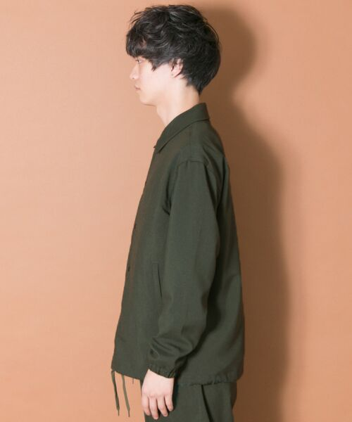 URBAN RESEARCH / アーバンリサーチ ブルゾン | URBAN RESEARCH iD WOOLLY COACH JACKET | 詳細8