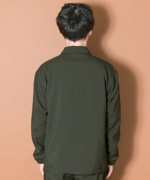 URBAN RESEARCH / アーバンリサーチ ブルゾン | URBAN RESEARCH iD WOOLLY COACH JACKET | 詳細9