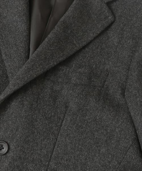 URBAN RESEARCH / アーバンリサーチ その他アウター   URBAN RESEARCH Tailor ウールカシミヤチェスターコート   詳細15