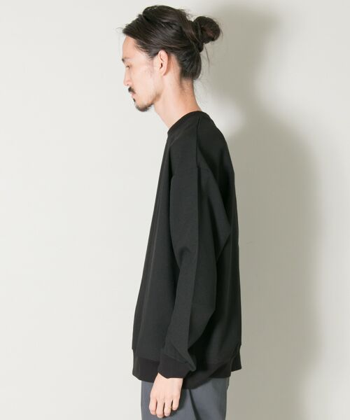 URBAN RESEARCH / アーバンリサーチ Tシャツ | メランジリブロングスリーブTシャツ | 詳細10
