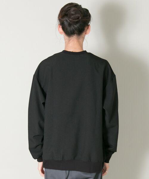 URBAN RESEARCH / アーバンリサーチ Tシャツ | メランジリブロングスリーブTシャツ | 詳細11