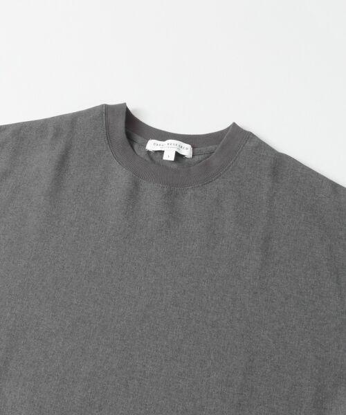 URBAN RESEARCH / アーバンリサーチ Tシャツ | メランジリブロングスリーブTシャツ | 詳細12