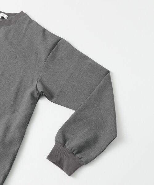 URBAN RESEARCH / アーバンリサーチ Tシャツ | メランジリブロングスリーブTシャツ | 詳細13