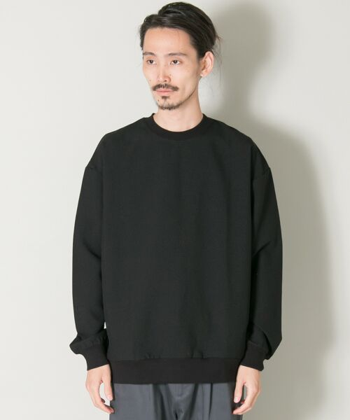 URBAN RESEARCH / アーバンリサーチ Tシャツ | メランジリブロングスリーブTシャツ | 詳細9