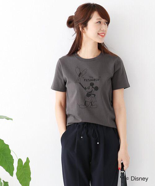ミッキーTシャツ【送料無料】