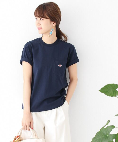 DANTON POCKET T-SHIRTS【送料無料】