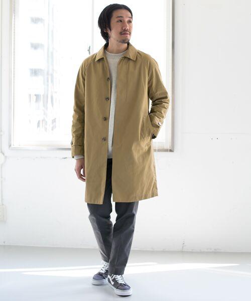 URBAN RESEARCH DOORS / アーバンリサーチ ドアーズ その他アウター | Spring Coat(Beige)